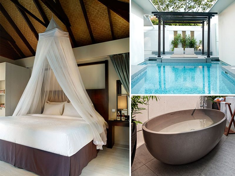 15 Beautiful Bridal Suites in Singapore   Bridal suite, Singapore ...