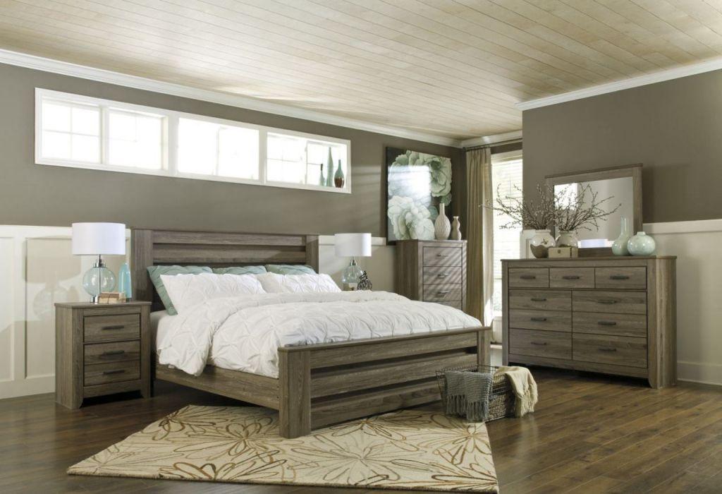 Grey Wooden Bedroom Furniture Interior Design Ideas For Bedrooms