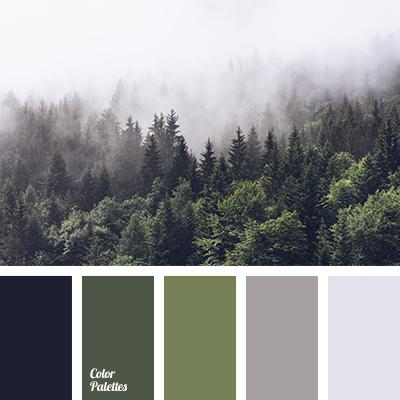Color Palette 3071