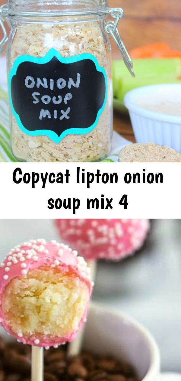Copycat lipton onion soup mix 4 #starbuckscake Copycat Lipton Onion Soup Mix *Get more RECIPES from Raining Hot Coupons here* *Pin it* by clicking the PIN button on the image above! Repin It Here You know that really yummy Onion Dip you can dip Ruffle chips in?! Well, it's made out of Sour Cream and Onion soup mix and is one of my … A step by step guide to achieve the most perfect vanilla cake pops. Better than starbucks' birthday cake pops. The best foolproof cake pop recipe ever. #cakepops #starbuckscake