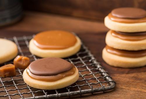 Karamell Kekse » Einfach Lecker » Rezeptideen für jeden Tag