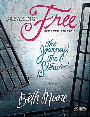 Beth Moore Breaking Free Updated Bible Study DVD Set https://t.co/6UDBB1EI7X https://t.co/wLMHGtxysr