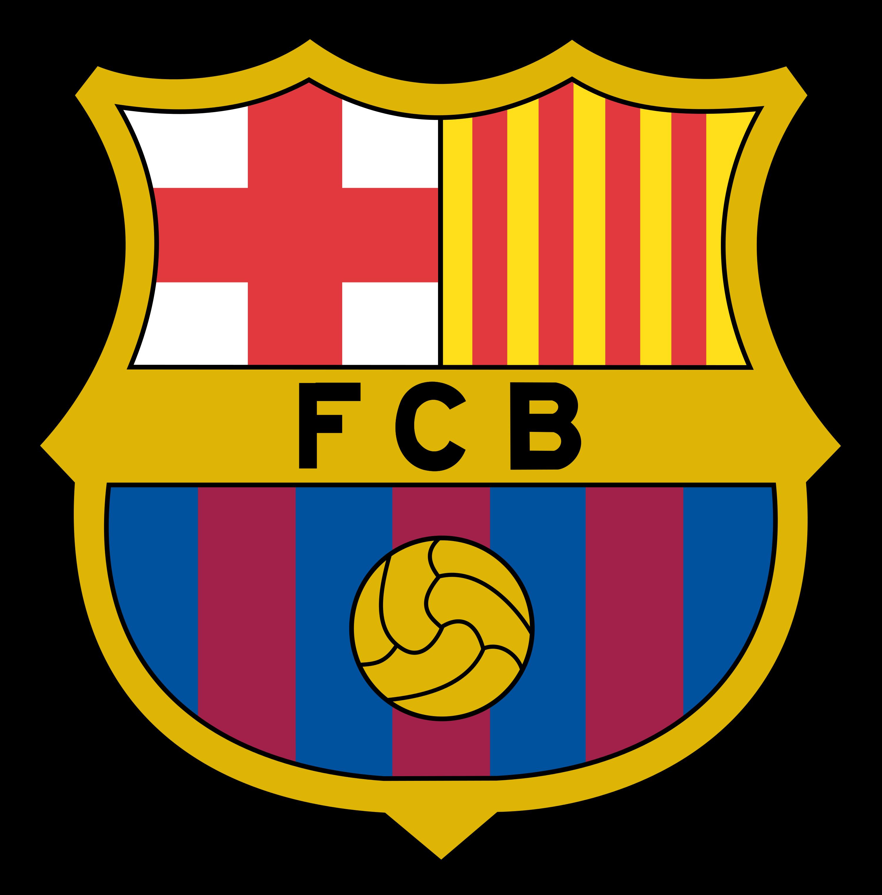 Resultado de imagem para futebol - barcelona  - LOGOS