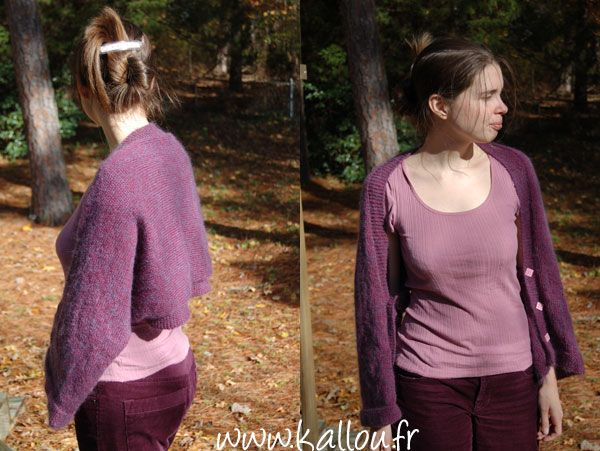 f4790e358d3f Echarpe transformable   tricot  tricotin   Pinterest   Tricot ...