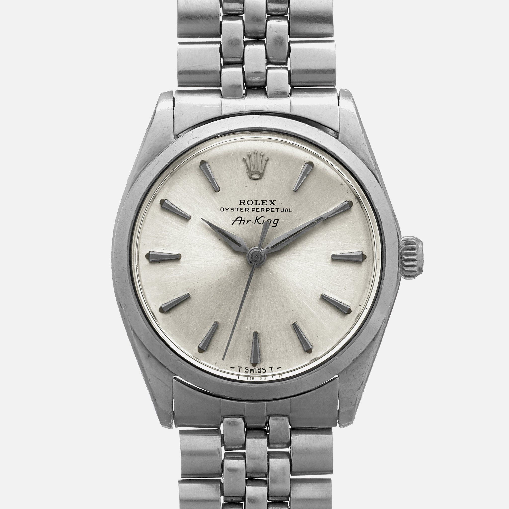 1965 Rolex AirKing Ref. 5500 in 2020 Rolex air king