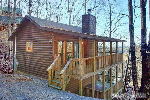 Paradise Found Luxury 1 Bedroom Gatlinburg Cabin Rental Cabin Secluded Cabin Gatlinburg Cabins