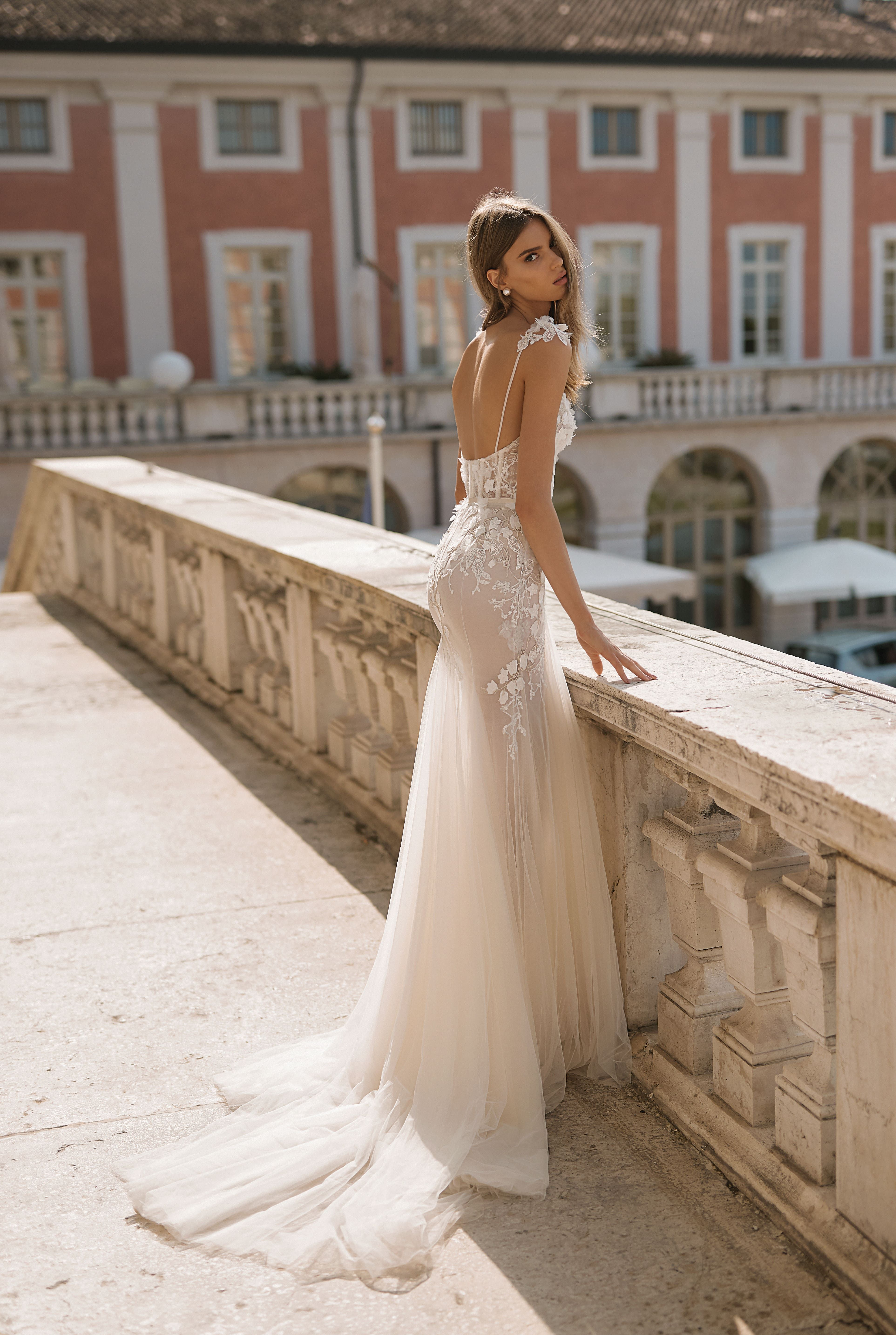 Nybfw muse by berta u berta privee are ultimate bridal dress goals