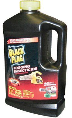 Black Flag 190255 Fogging Insecticide 32 Ounce Insecticide Kill Mosquitos Mosquito Candle