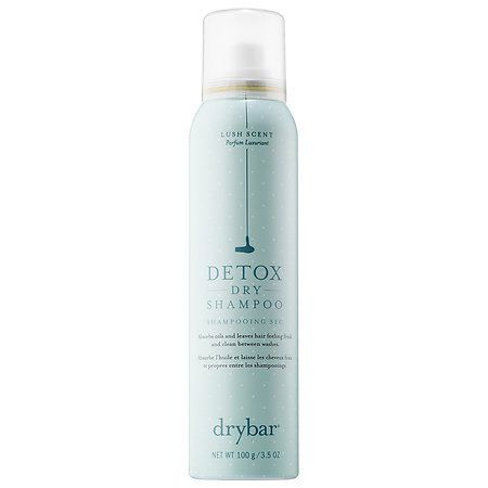 Drybar Detox Dry Shampoo 3 3 Oz 93 G Lush Scent Which Hair Type Is It Good For Straight Wavy Curly Coiled Tightly Coiled A Super Absorbent Formula That Eli