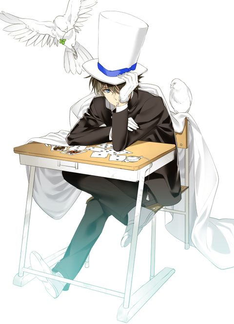 pixiv is an illustration community service where you can post and enjoy creative work. A large variety of work is uploaded, and user-organized contests are frequently held as well.