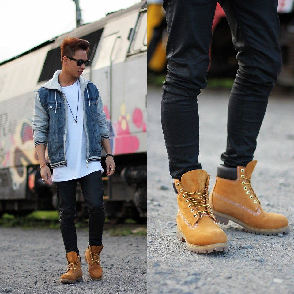 Timberland boots for dope boys | Guys with STYLE ...