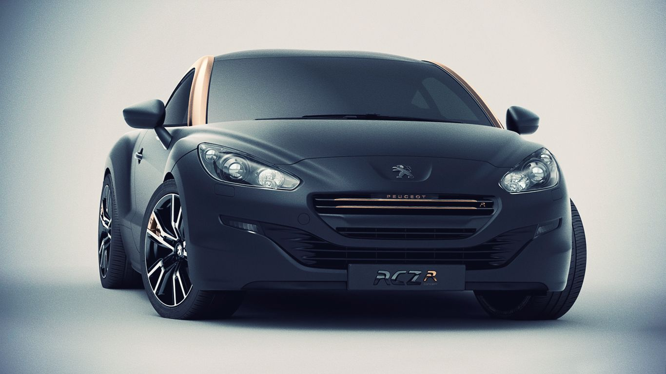 Peugeot RCZ R Concept Car | RIDES! | Pinterest | Peugeot and Cars