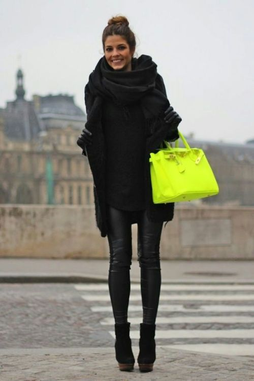 love love love this outfit, so cozy but cute~