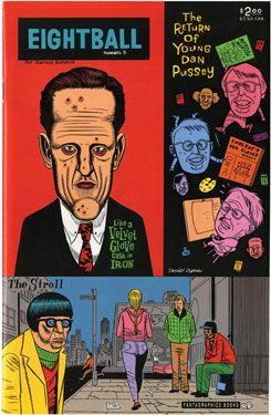 danielclowes.com - Eightball