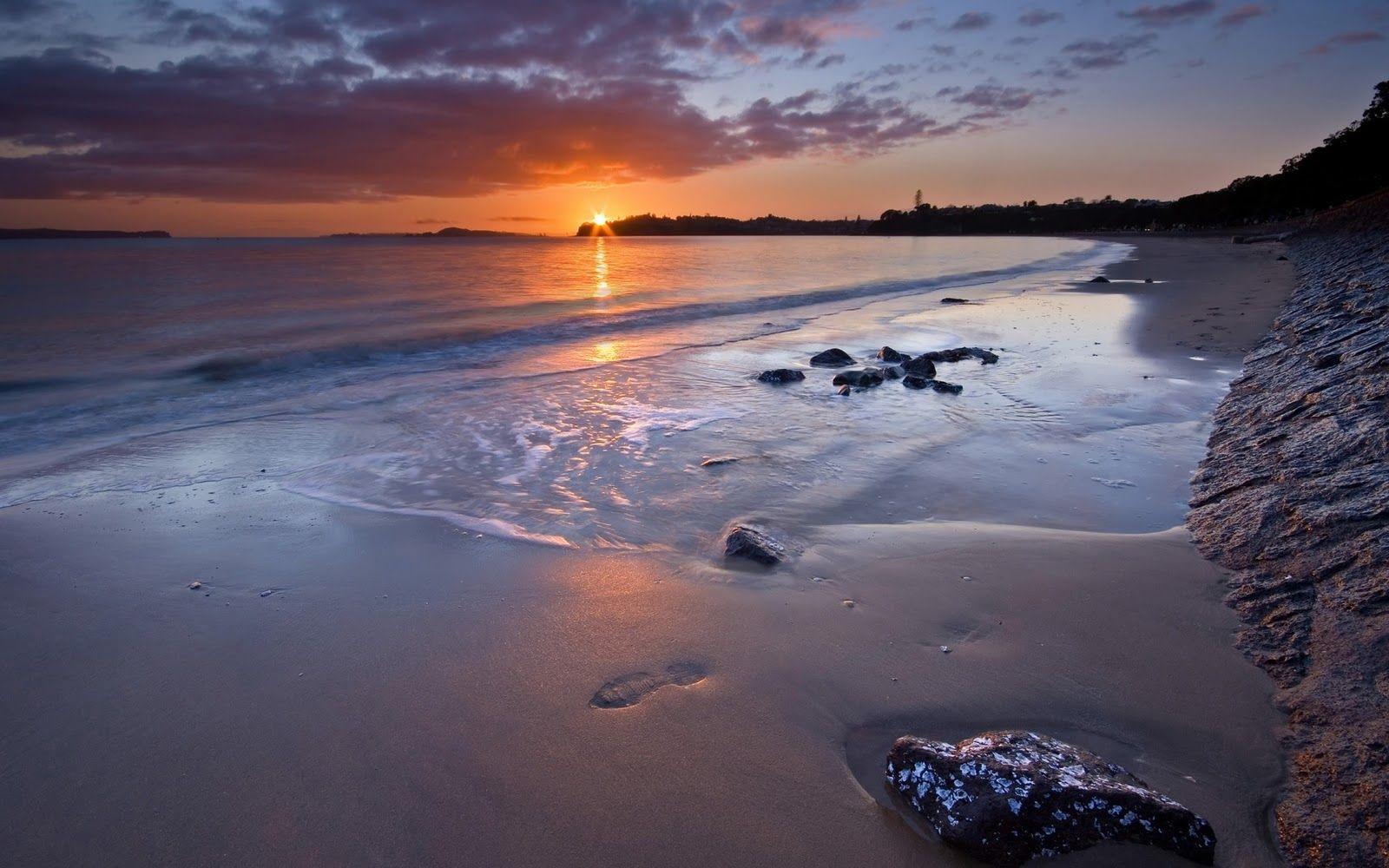 Sunset Screensavers Wallpapers Beach Wallpaper Landscape Photography Sunset Wallpaper