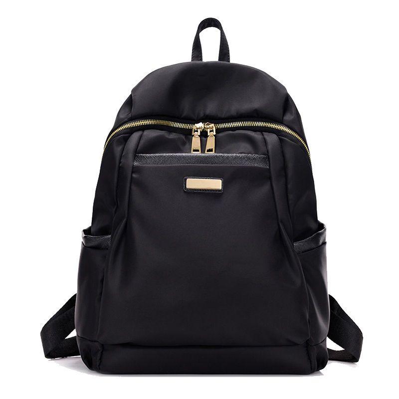 a1e166e562 Women s Water Resistant Nylon Backpack Rucksack Purse Daypack Cute Bag  Travel