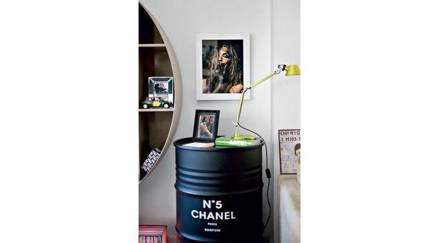 Chanel parfüm - kép: pinterest.com