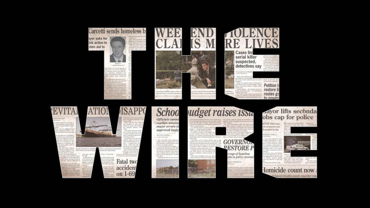 The Wire Full Movie | Check Out The Hbo Series The Wire Tv Pinterest Tvs Tv Shows