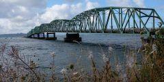 Bridge from Astoria Oregon to Washington