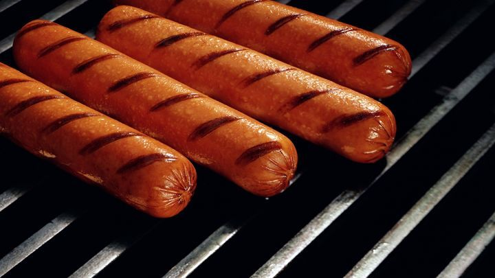Grilled hot dogs are good, but they're not the only way to cook a hot dog.