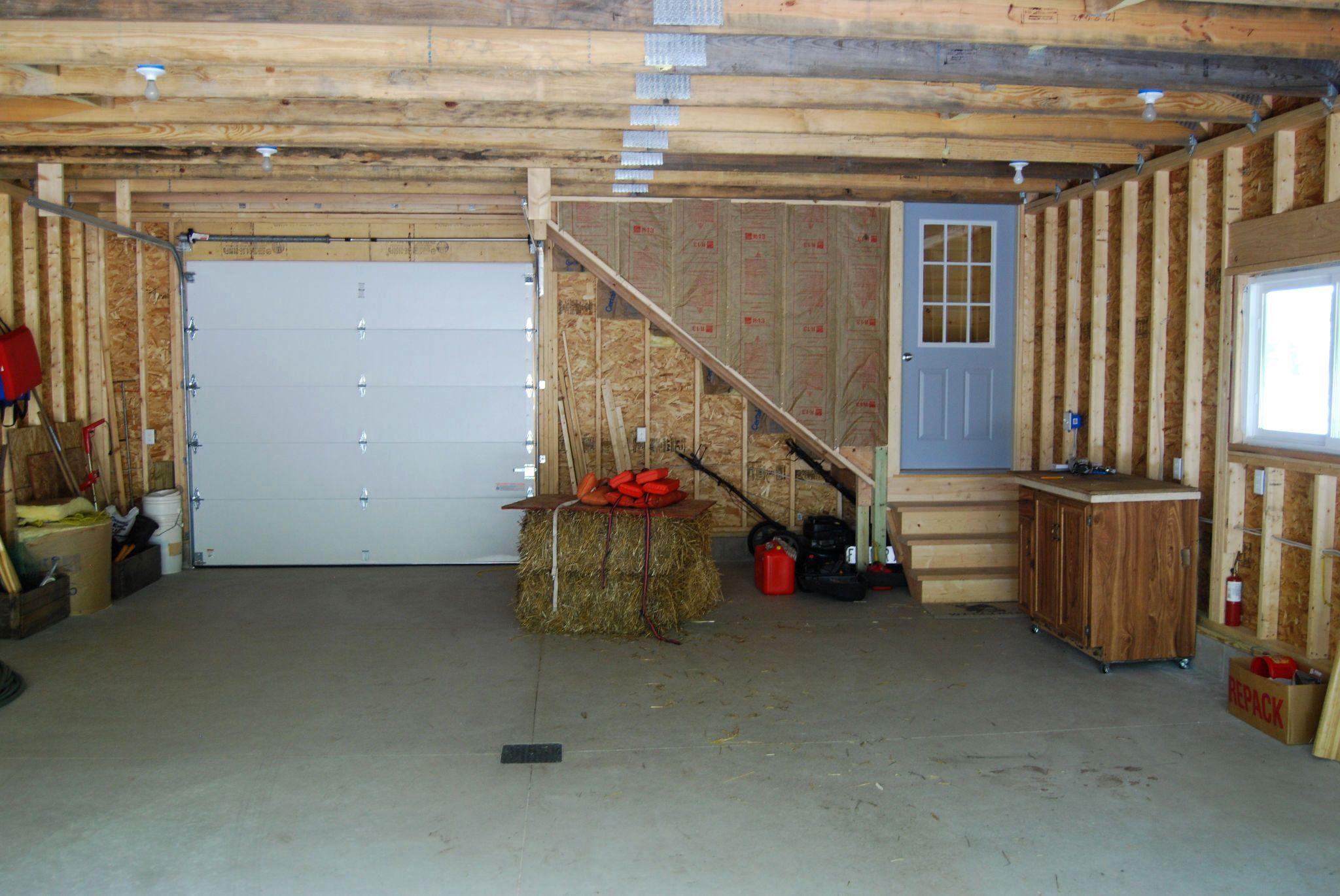 Inside Roof Design Pole Barn Designs Detached Garage Designs