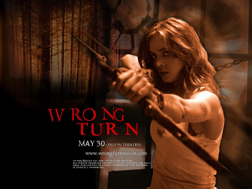 Horror Movies Wallpaper Wrong Turn Horror Movies Movies Scary Movies