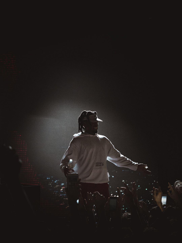 Denzel Curry TA13OO TOUR // Moscow 25.11.2018 Denzel