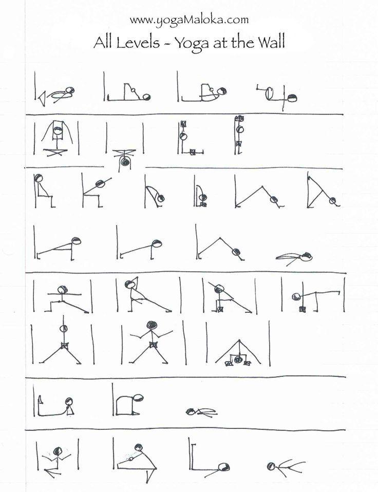 Yin Yoga Class Sequence