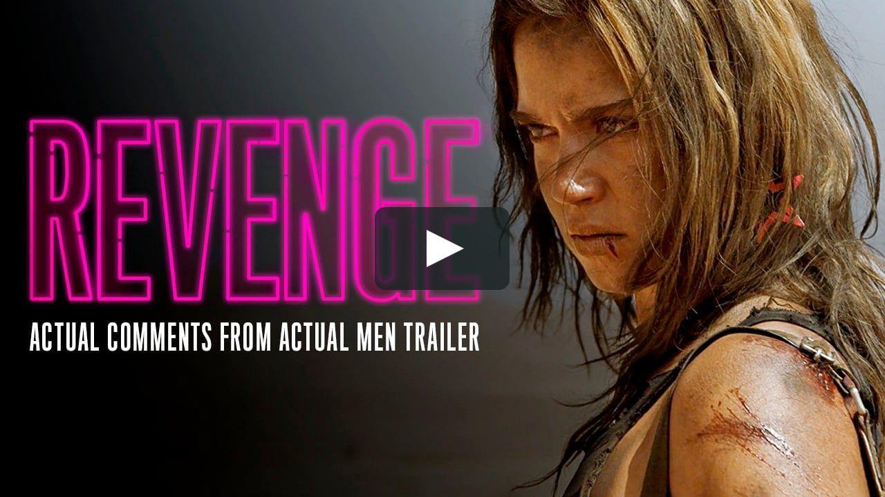 REVENGE [Male Comments Trailer] Revenge, Actual, Trailer