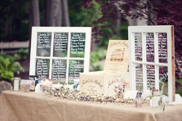 Window Programs?  wedding ceremony programs diy programs rustic
