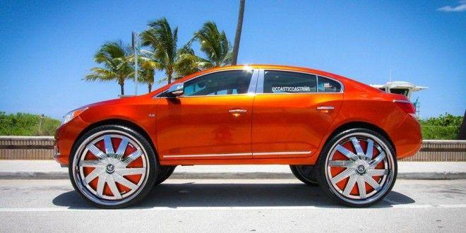 2013 Buick Lacrosse Rims | TOPCARZ.US