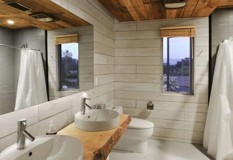 Baños minimalistas modernos 100 ideas impresionantes Bathroom