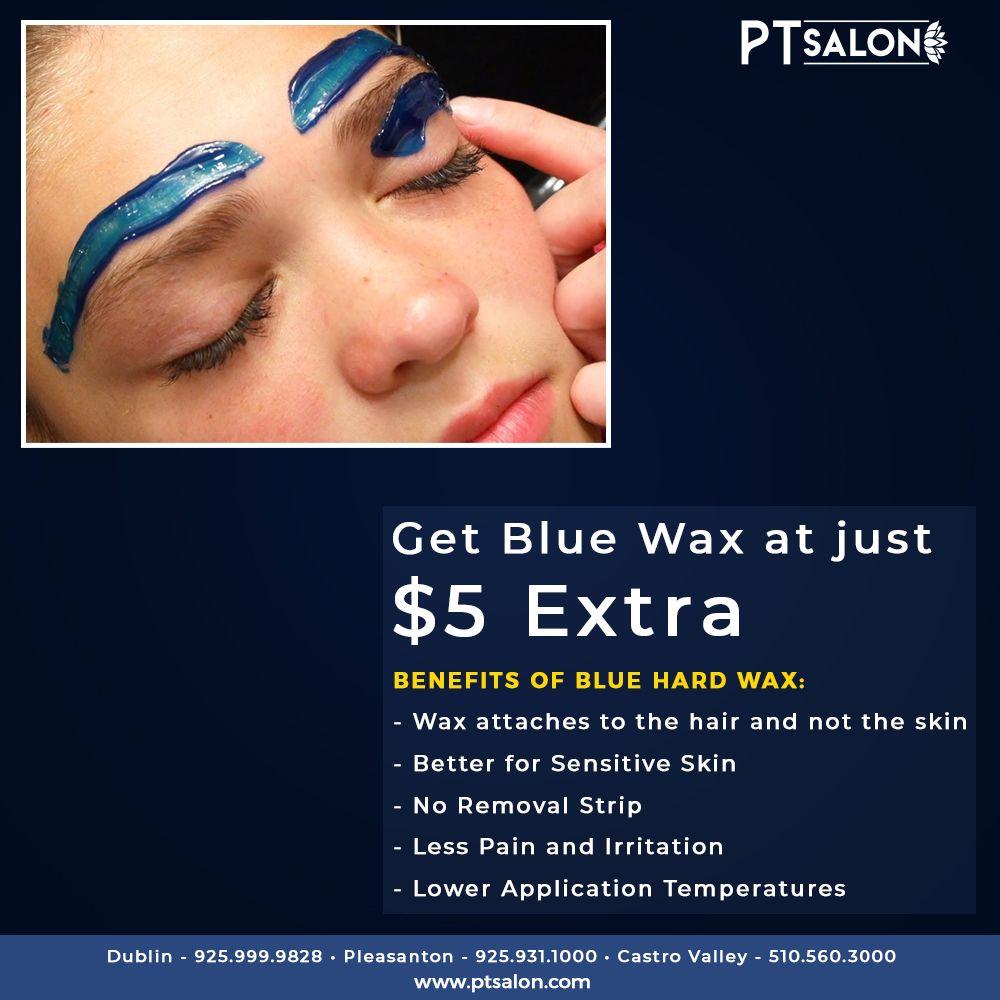 Our Special Salon Service (Blue Wax) Contact Us: Dublin