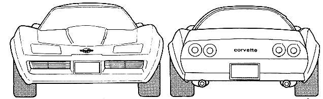 Chevrolet corvette 1970 coloring page corvette car for Corvette car coloring pages