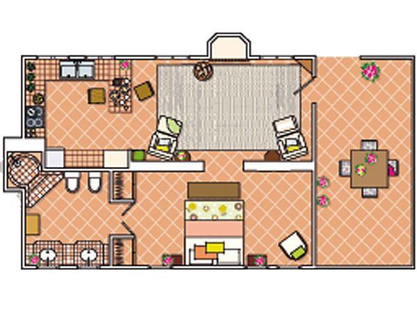 planos de casas pequenas y rusticas