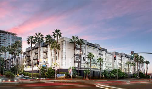 Apartments and Pricing for Jefferson at Marina del Rey