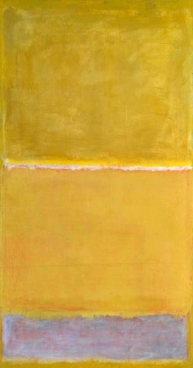 Mark Rothko - Untitled, 1950-52. Oil on canvas