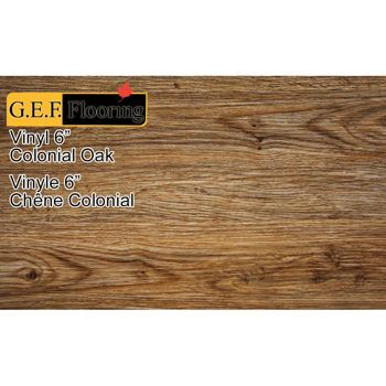 G.E.F. Collection® Floating Vinyl Flooring