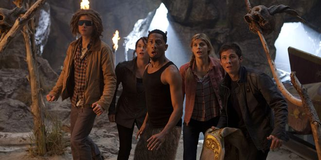 Diving Into Percy Jackson Sea Of Monsters Sea Of Monsters