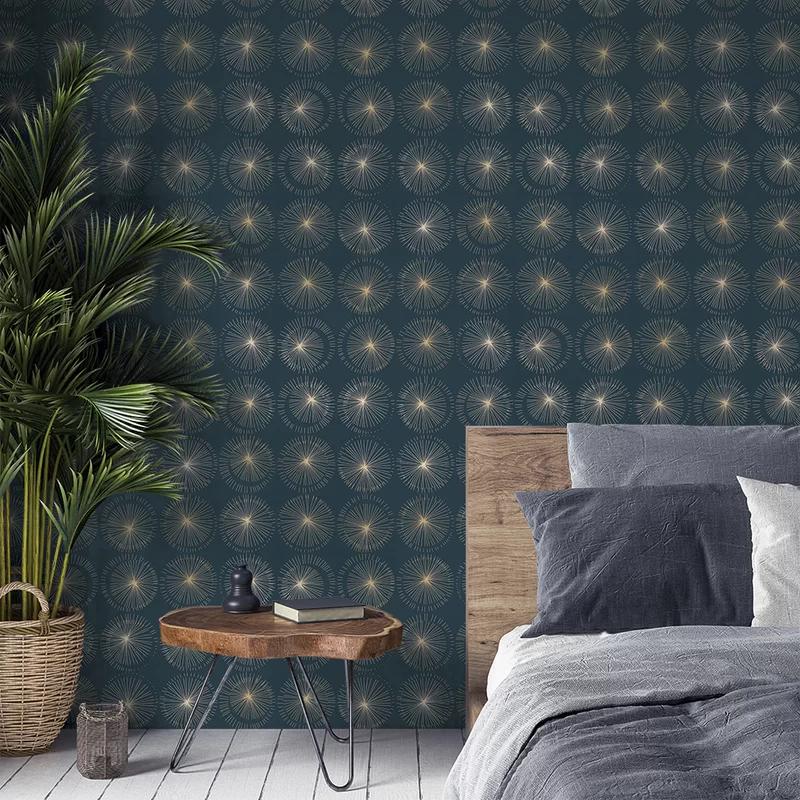 Olivas 33 L X 20 5 W Peel And Stick Wallpaper Roll Reviews Allmodern Removable Wallpaper Peel And Stick Wallpaper Decor