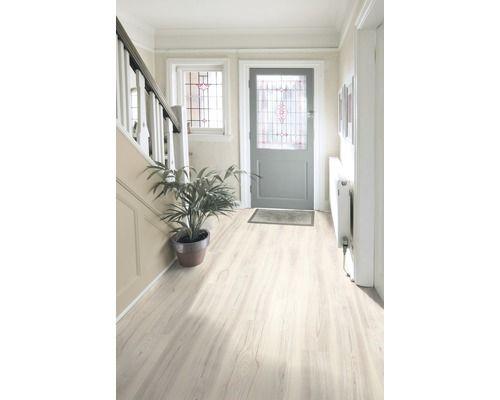 laminat skandor 8 1 ivory ash bei hornbach kaufen haus pinterest laminat kaufen und flure. Black Bedroom Furniture Sets. Home Design Ideas