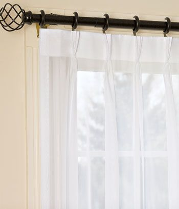 Country Curtains Pinch Pleat Sheer Slider Panel Something For My Mom Curtains Country Curtains Sliding Door Curtains
