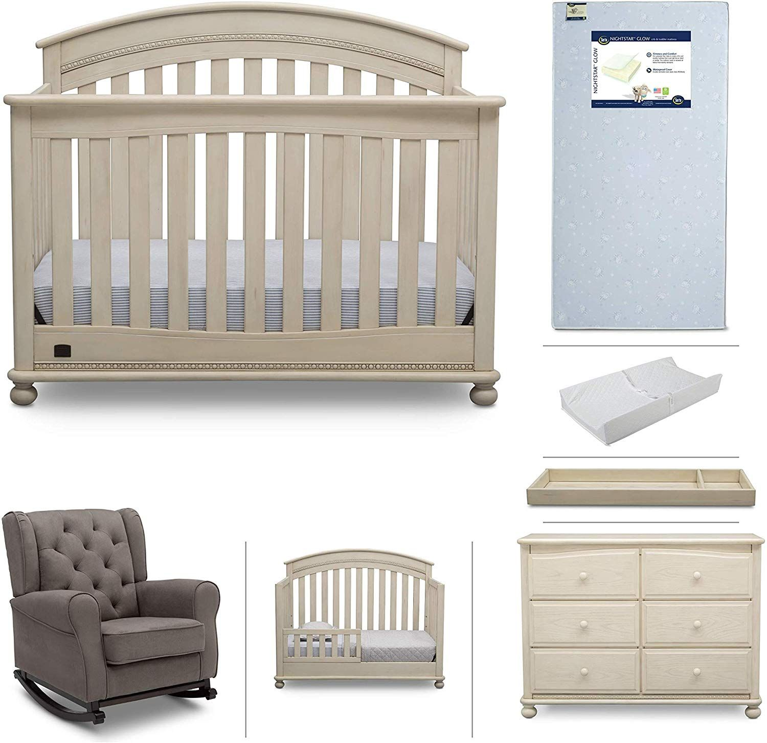 Hot New Baby Nursery Furniture Deals $1,799.99 Baby Furniture Set