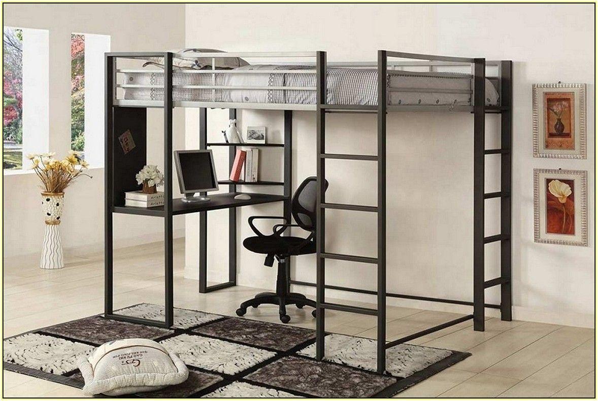 Found On Bing From Erahomedesign Com Loft Bunk Beds Bunk Bed With Desk Loft Bed Frame