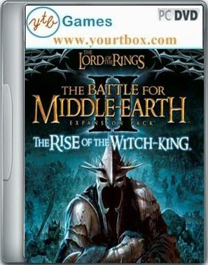 The Lord of the Rings The Battle For the Middle-Earth II The Rise of the Witch-King Game - FREE DOWNLOAD - Free Full Version PC Games and Softwares
