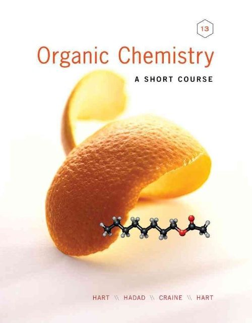 Organic chemistry a short course 13th edition ebook pdf college organic chemistry a short course 13th edition ebook pdf fandeluxe Choice Image