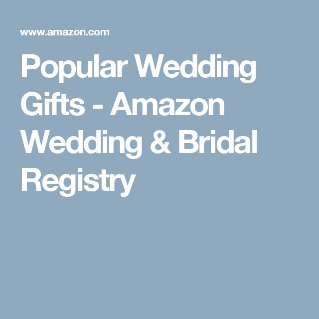 Create An Amazon Wedding Registry Easy Shopping Great Stuff Wedding Registry Amazon Amazon Wedding Wedd Amazon Wedding Registry Diy Wedding Magazine Wedding
