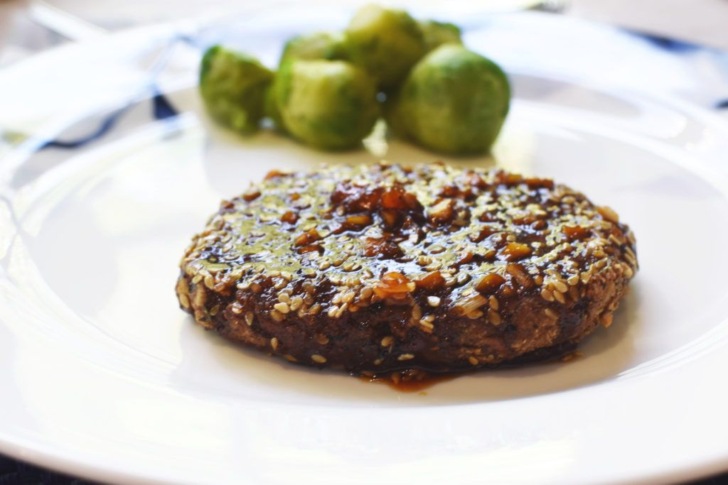 Shiitake Mushroom Steaks Vegan Gluten Free Recipe Steak Mushrooms Food Processor Recipes Stuffed Mushrooms