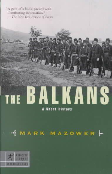 The Balkans: A Short History