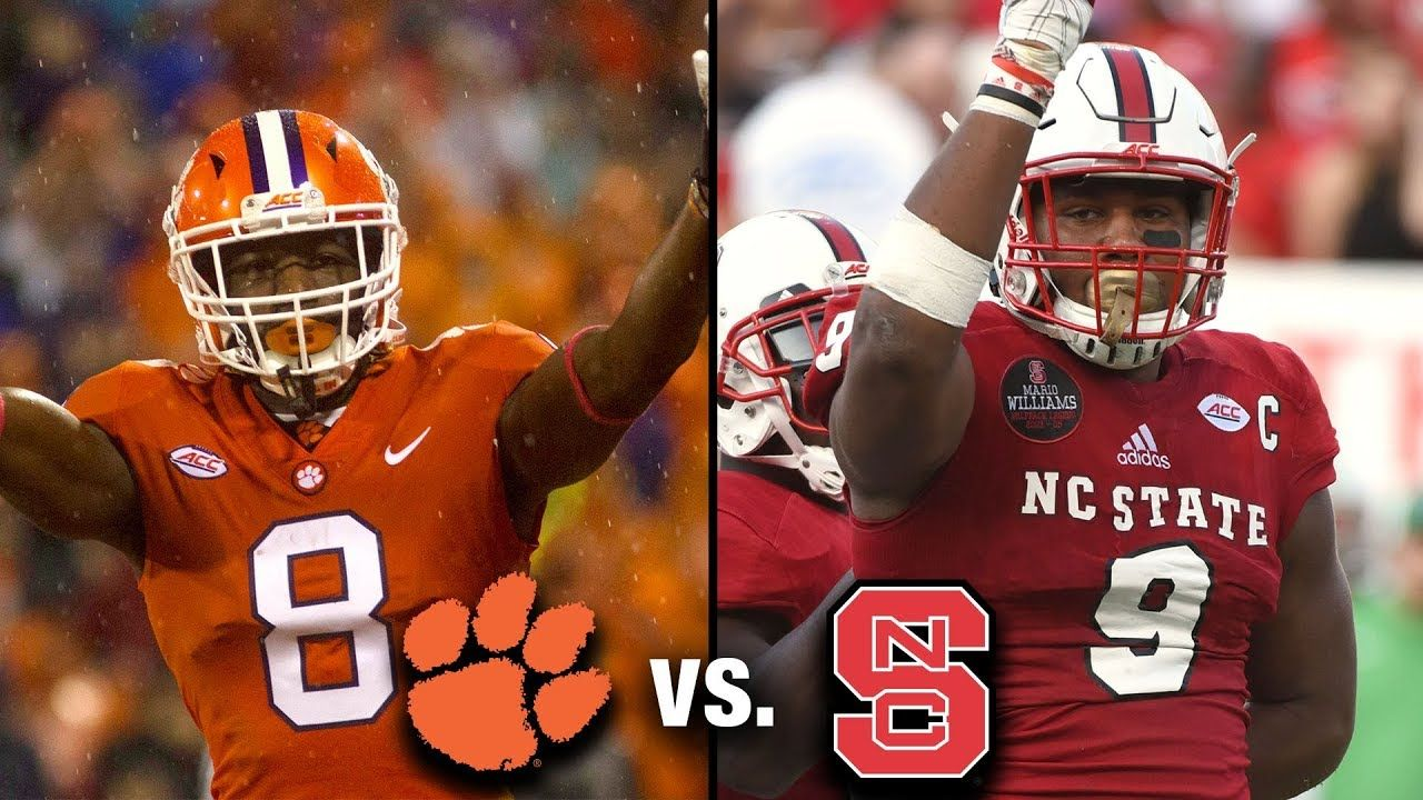 Clemson vs nc state preview fight for control of